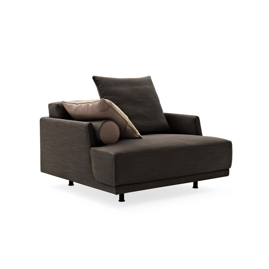 Mosca Patio Loveseats With Cushions With Most Up To Date Maharaja – Sofas – Giorgetti (View 12 of 20)