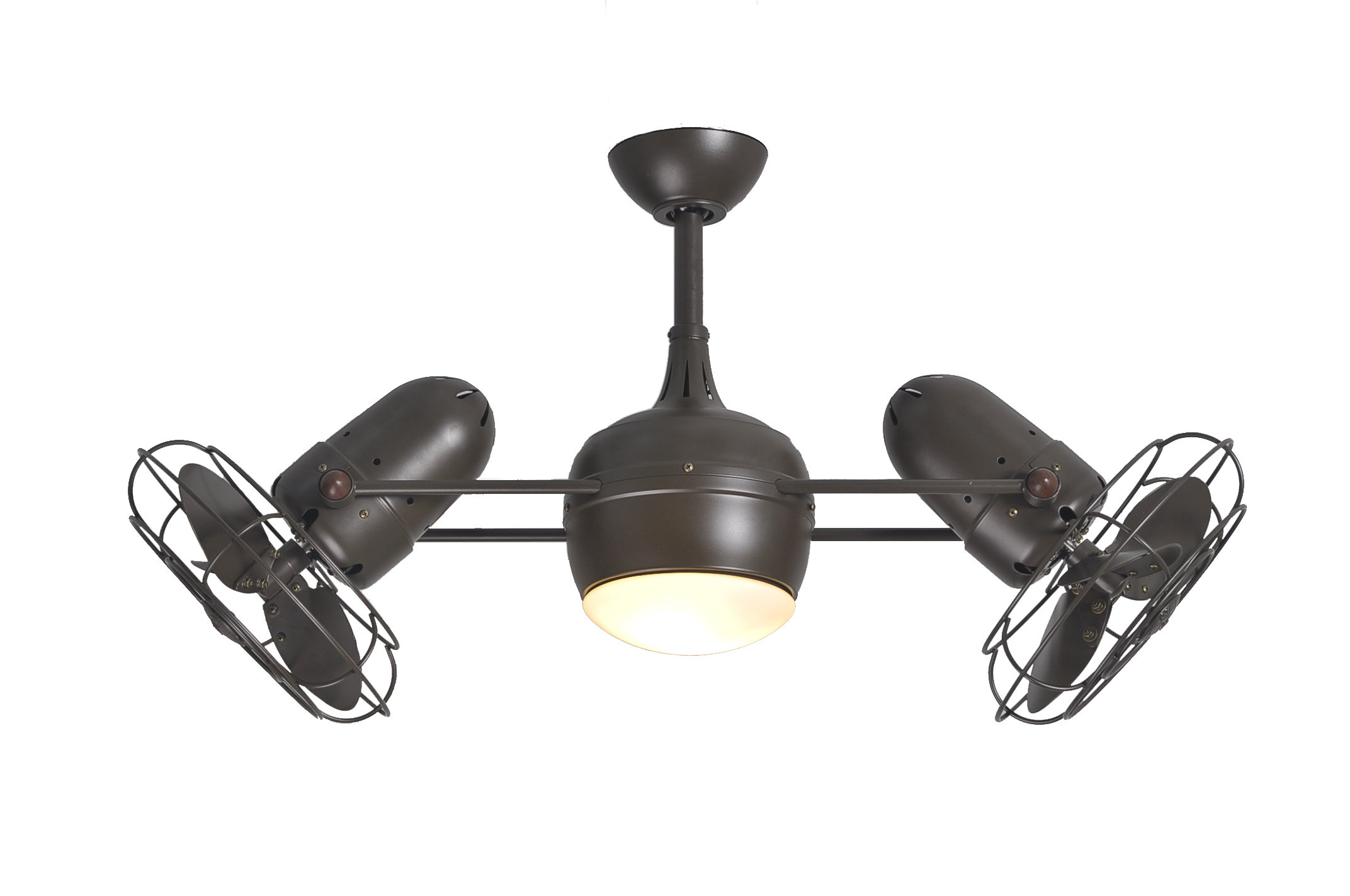 "Most Current 39"" Valerian 6 Blade Led Ceiling Fan With Wall Remote Regarding Valerian 5 Blade Ceiling Fans (View 7 of 20)"
