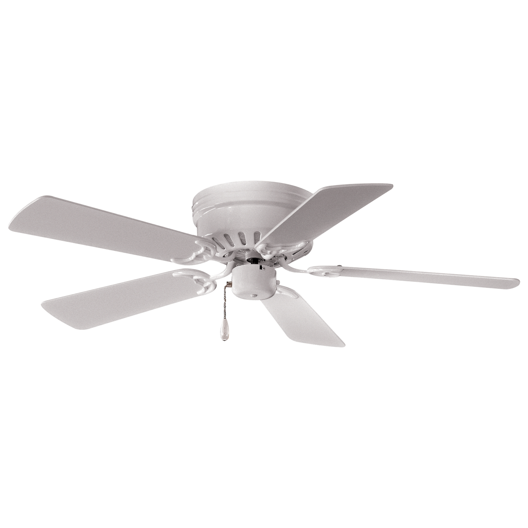 Most Current Minka Group® :: Brands :: Minka Aire® :: F566 Wh Intended For Mesa 5 Blade Ceiling Fans (View 2 of 20)