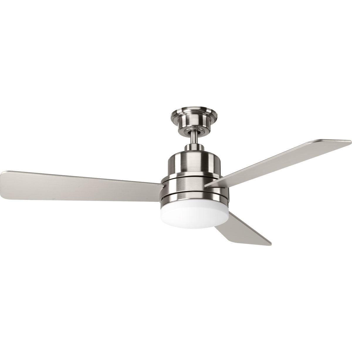 "Most Popular 52"" Rathburn 3 Blade Ceiling Fan, Light Kit Included With Dennis 3 Blade Ceiling Fans (View 15 of 20)"