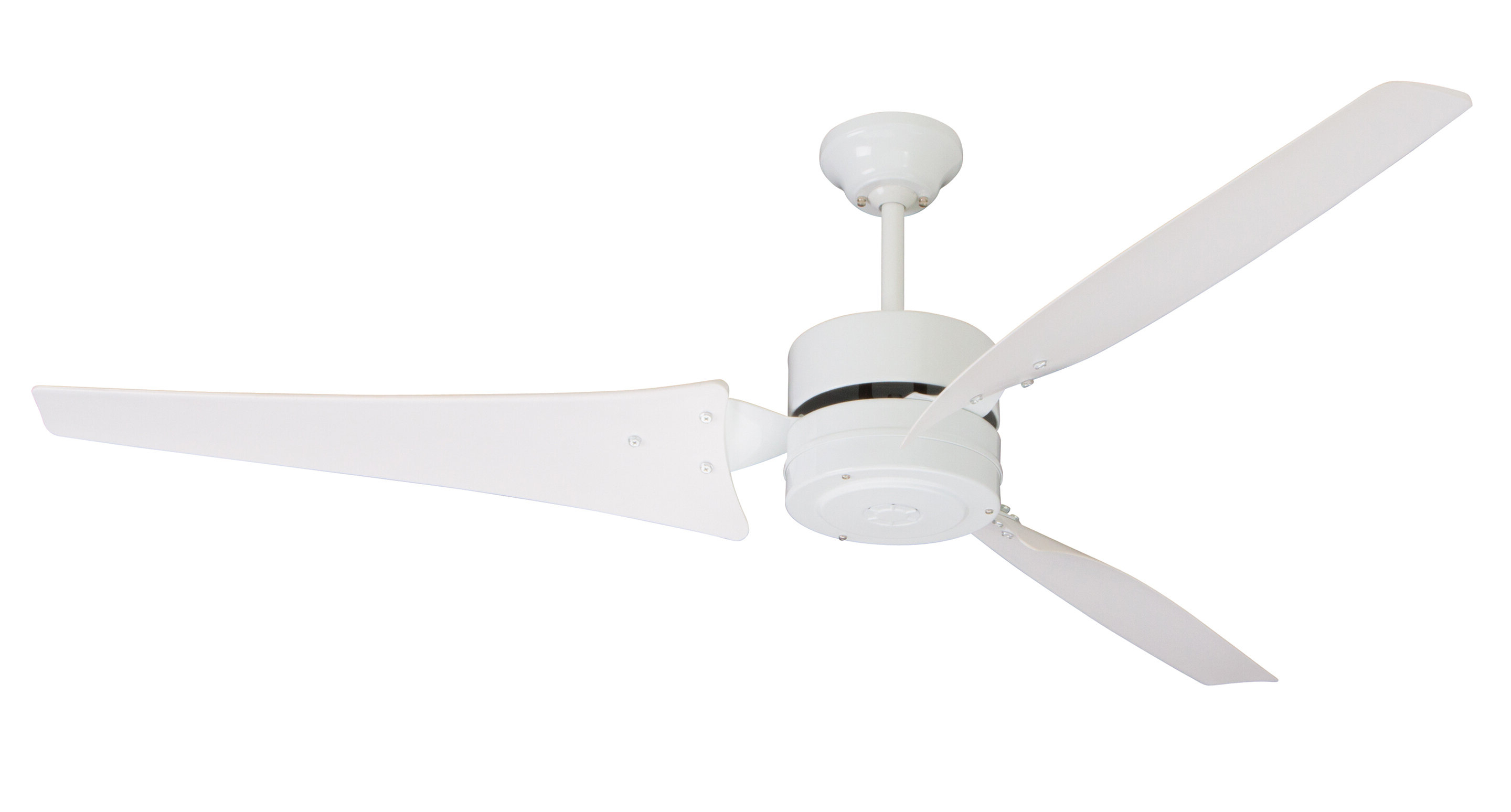 """Most Popular 60"""" Barden 3 Blade Ceiling Fan Inside Theron Catoe 3 Blade Ceiling Fans (View 4 of 20)"""