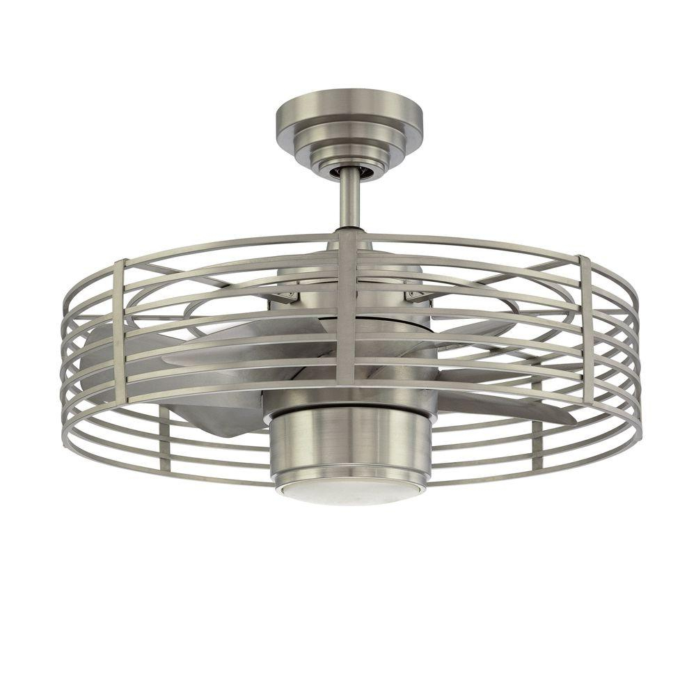 Most Popular Glasgow 7 Blade Ceiling Fans For Designers Choice Collection Enclave 23 In (View 2 of 20)