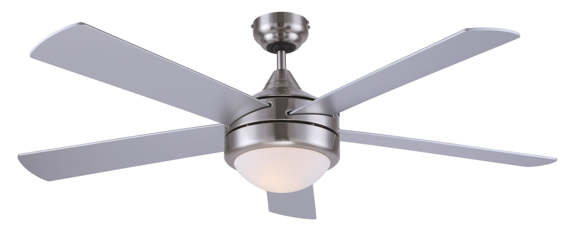 Most Popular Kalea 5 Blade Outdoor Ceiling Fans Regarding Details About Ivy Bronx Butterworth 5 Blade Ceiling Fan With Remote (View 14 of 20)