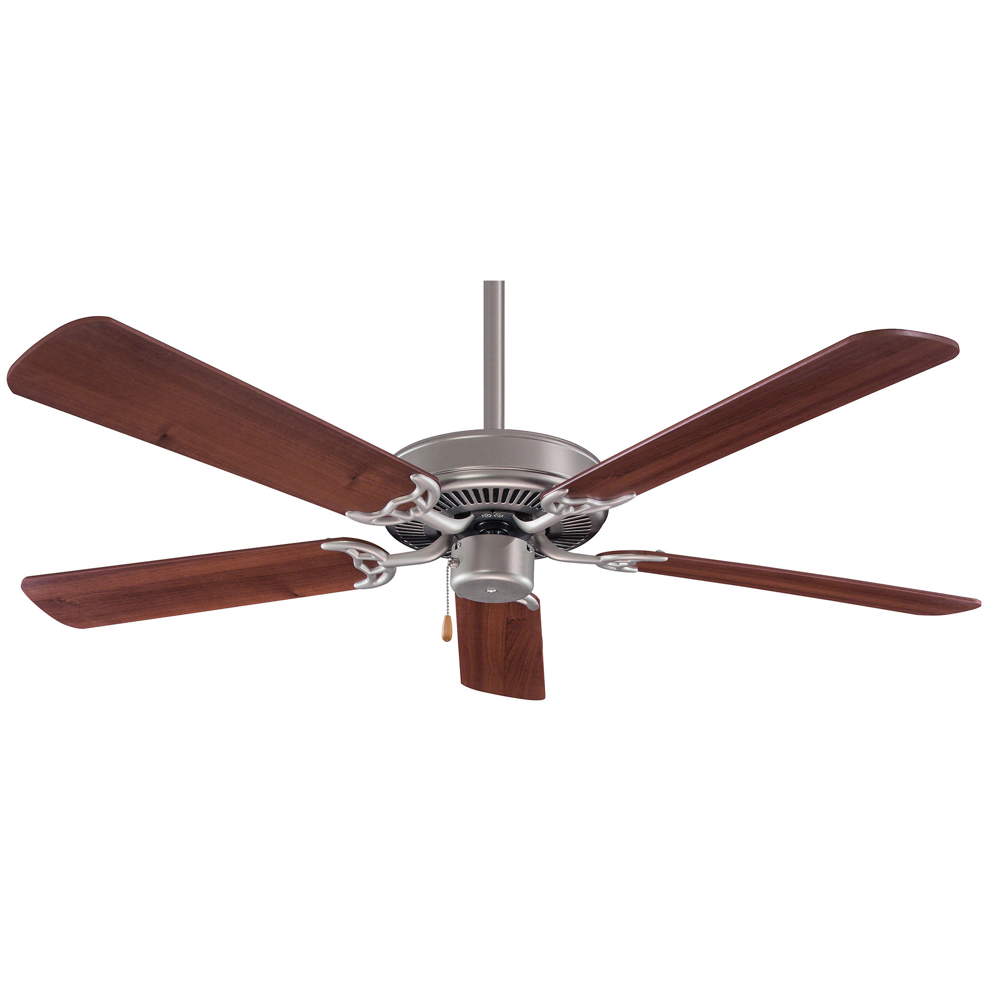 """Most Popular Minka Aire 52"""" Contractor 5 Blade Ceiling Fan For Contractor 5 Blade Ceiling Fans (View 16 of 20)"""