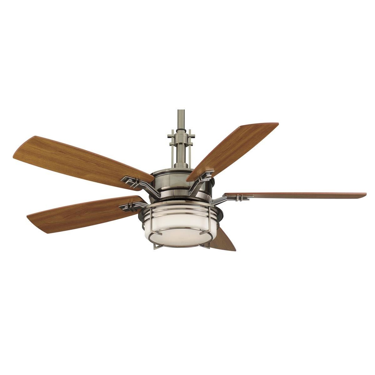 """Most Popular Sea Wind 5 Blade Ceiling Fans Throughout Andover – 54"""" Ceiling Fan (View 7 of 20)"""