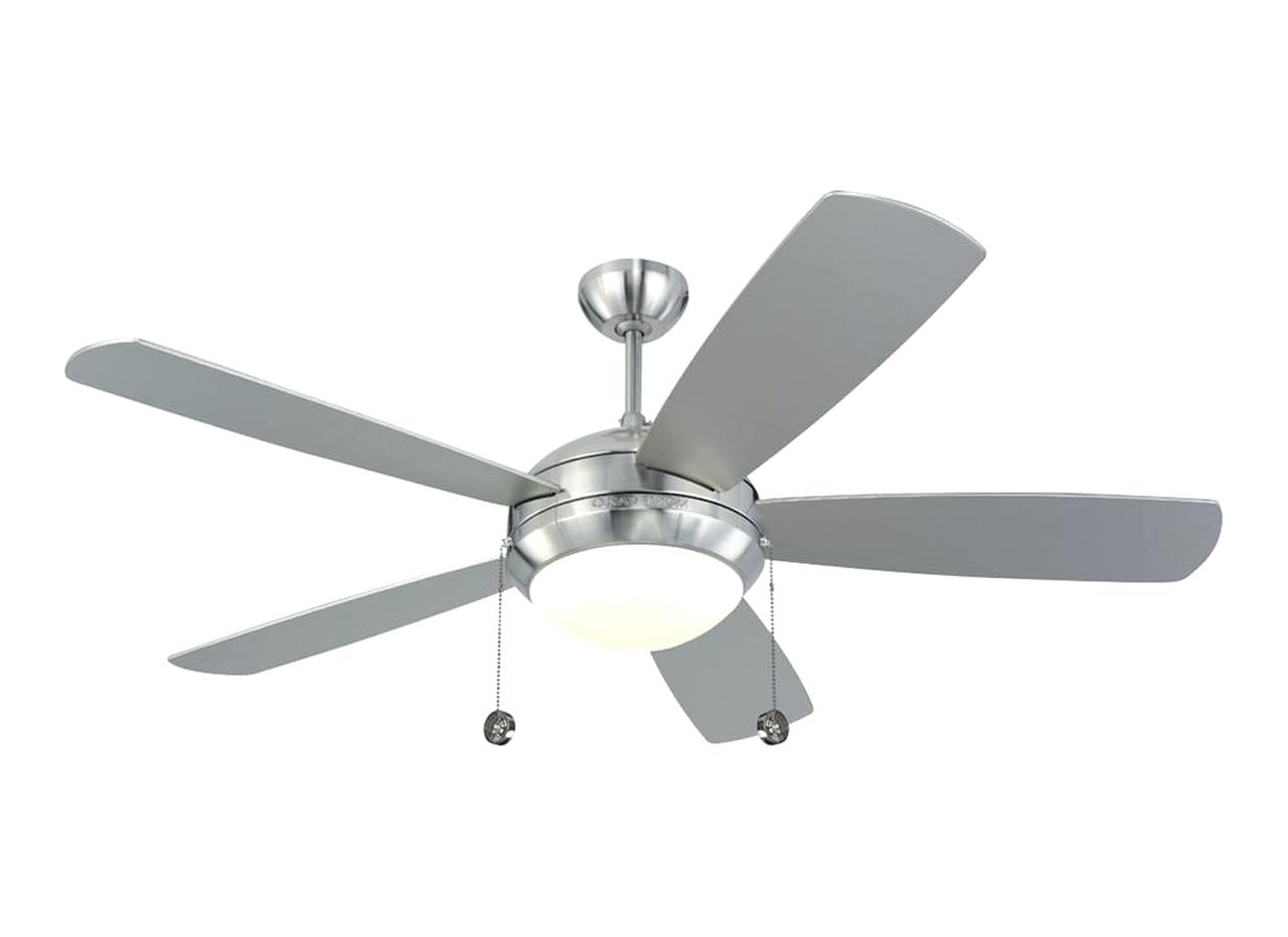 Most Popular Sheyla 5 Blade Led Ceiling Fans Throughout 52 In Ceiling Fan With Light – Stephenieratchford (View 12 of 20)