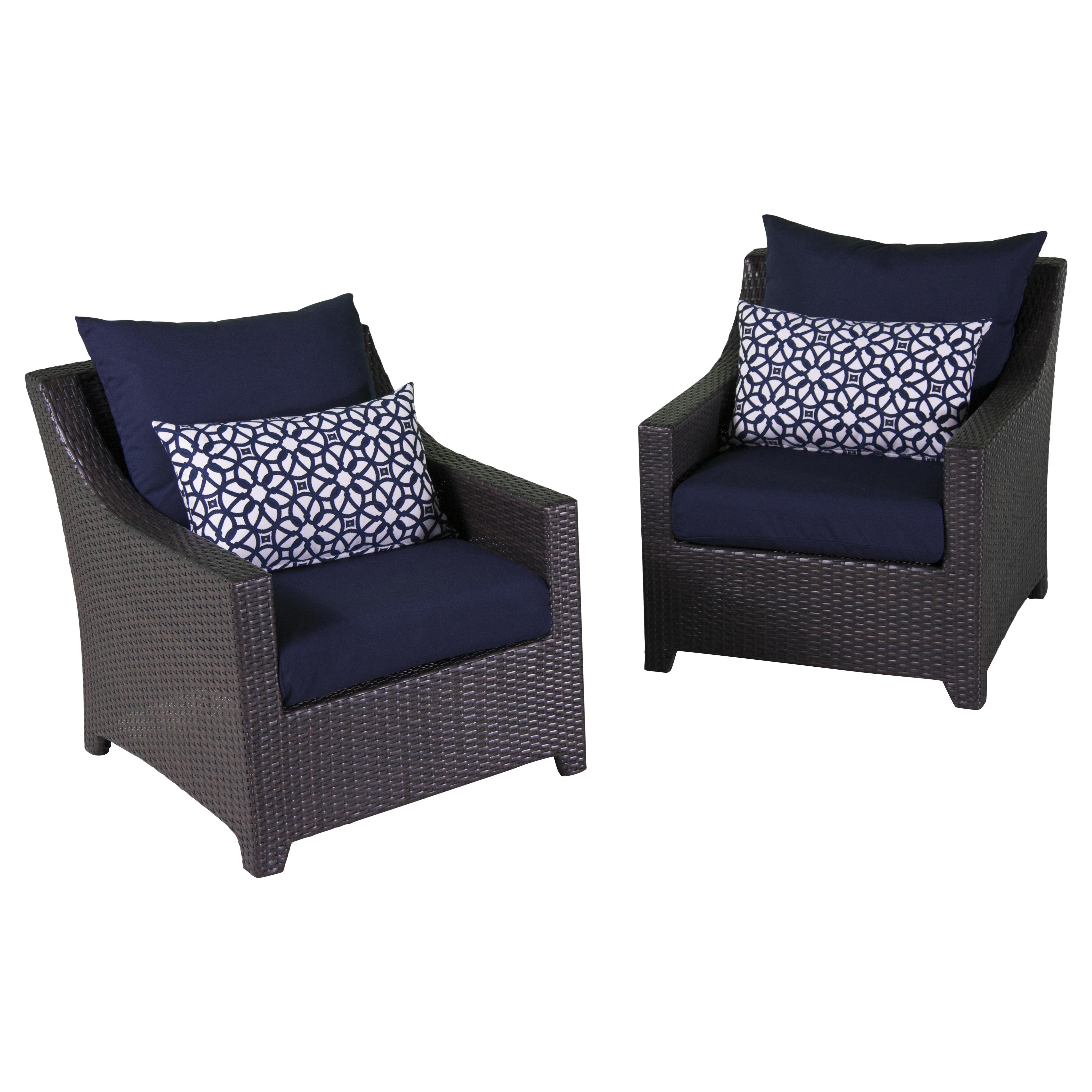 Most Popular Three Posts Northridge Patio Sofa With Sunbrella Cushions In Northridge Patio Sofas With Sunbrella Cushions (View 5 of 20)