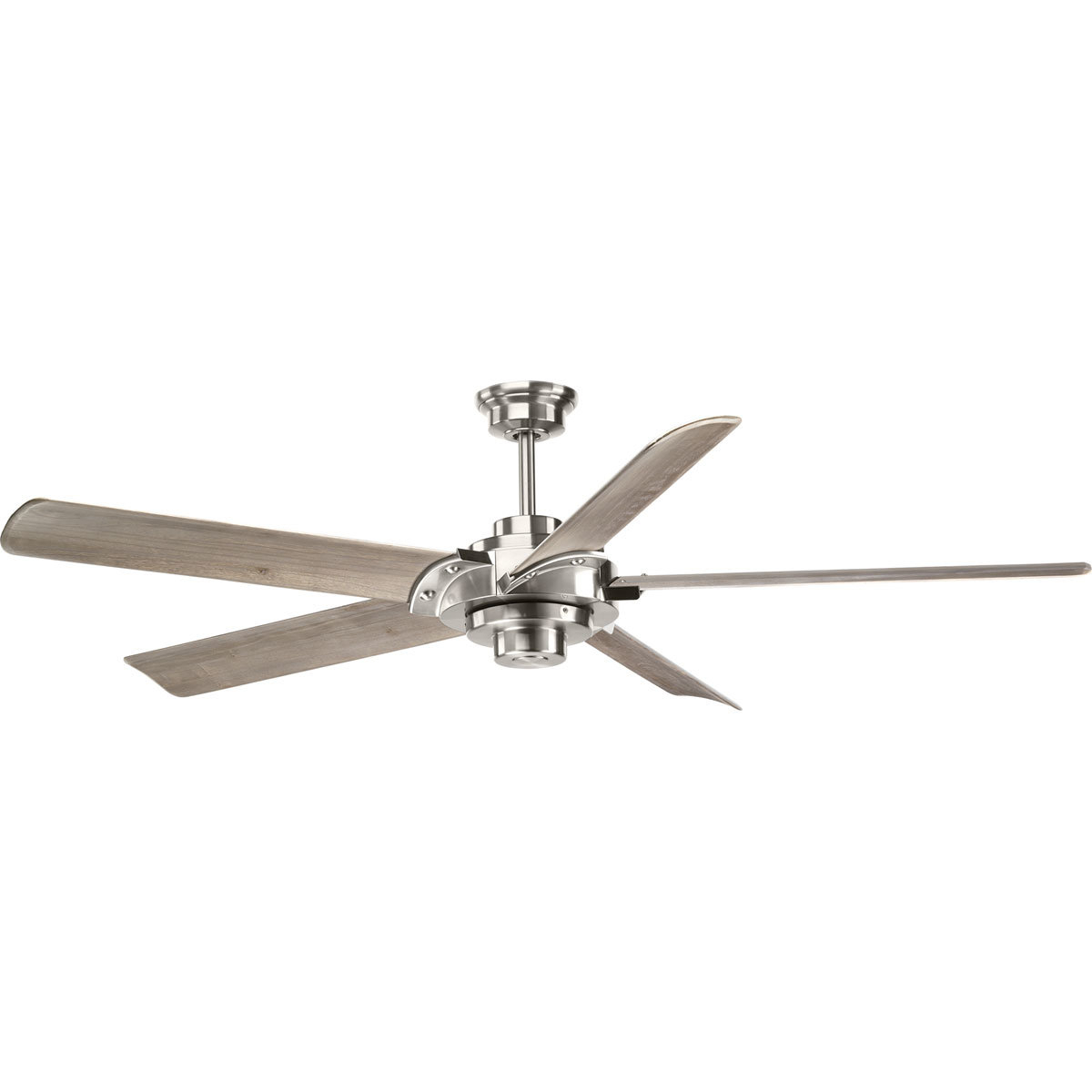 "Most Recent 68"" Thainara 5 Blade Ceiling Fan With Remote For Emil 3 Blade Ceiling Fans (View 12 of 20)"