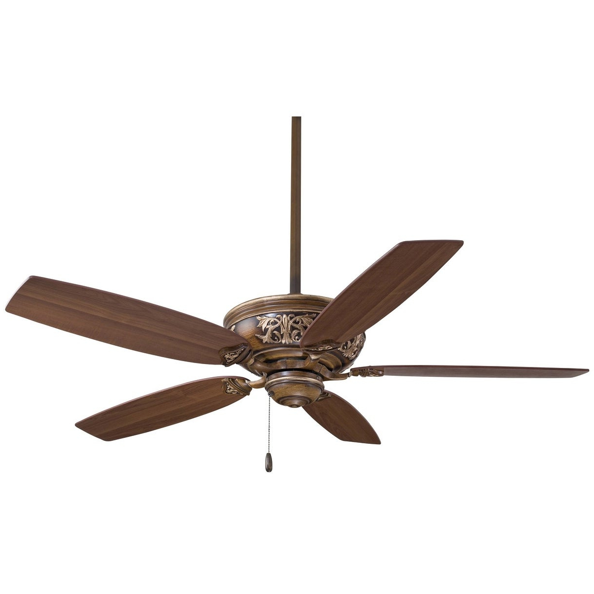 Most Recent Minkaaire Classica 54In 5 Blade Energy Star Indoor Ceiling Fan With Blades Included Within Classica 5 Blade Ceiling Fans (View 6 of 20)