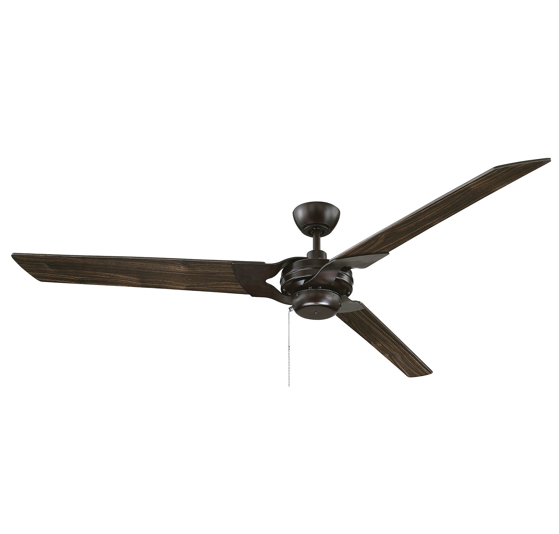 "Most Recent St Catherine 62"" Monfort 3 Blade Led Ceiling Fan Within Emil 3 Blade Ceiling Fans (View 13 of 20)"