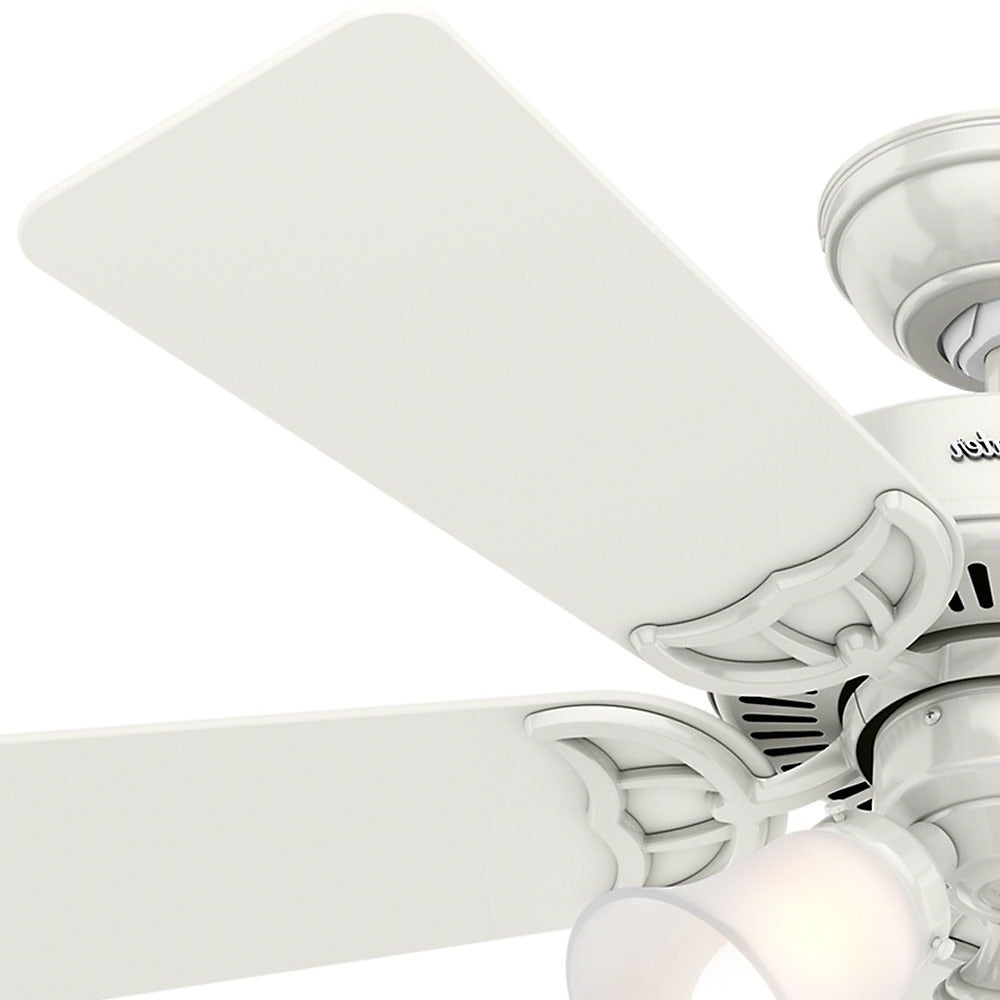 Most Recently Released Hunter Fan 42 Inch Southern Breeze Ceiling Fan Within Southern Breeze 5 Blade Ceiling Fans (View 8 of 20)
