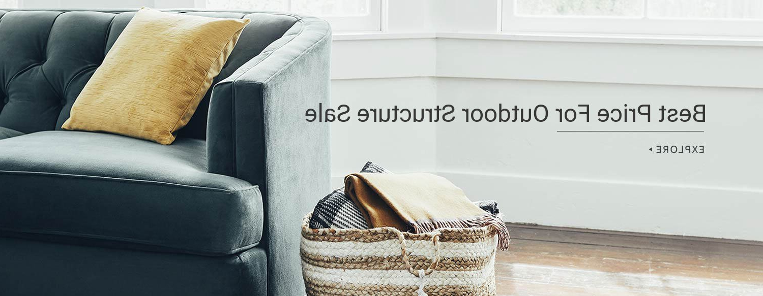 Most Recently Released Whare To Find 10 Best Wayfair 's Small Space Patio Sale 2019 In Stockwell Patio Sofas With Cushions (View 17 of 20)
