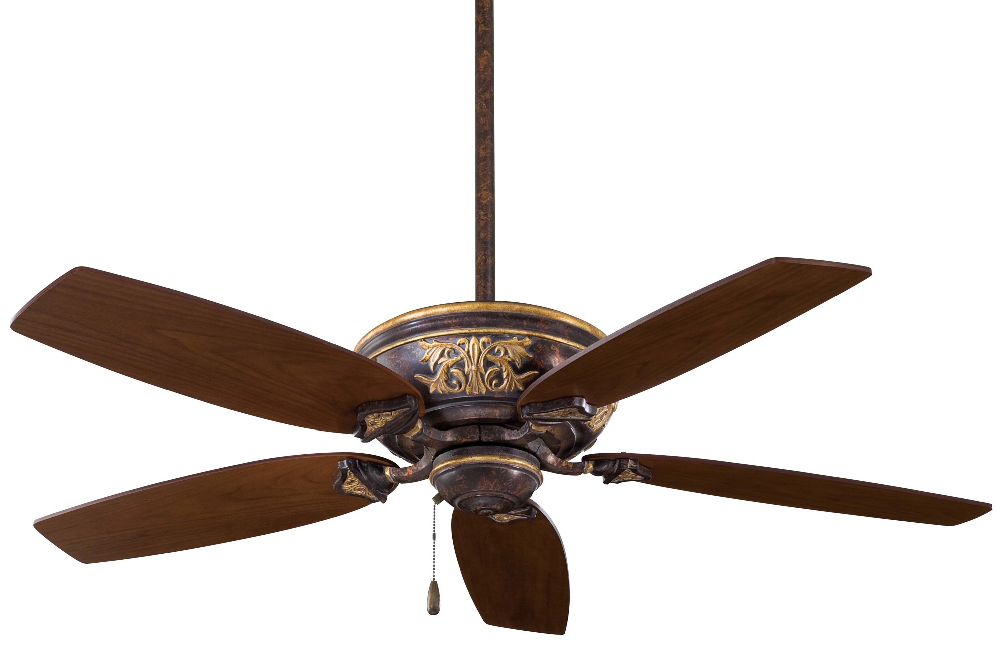 "Most Up To Date Details About Minkaaire Classica 54"" 5 Blade Energy Star Indoor Ceiling Fan With Blades Includ In Classica 5 Blade Ceiling Fans (View 3 of 20)"