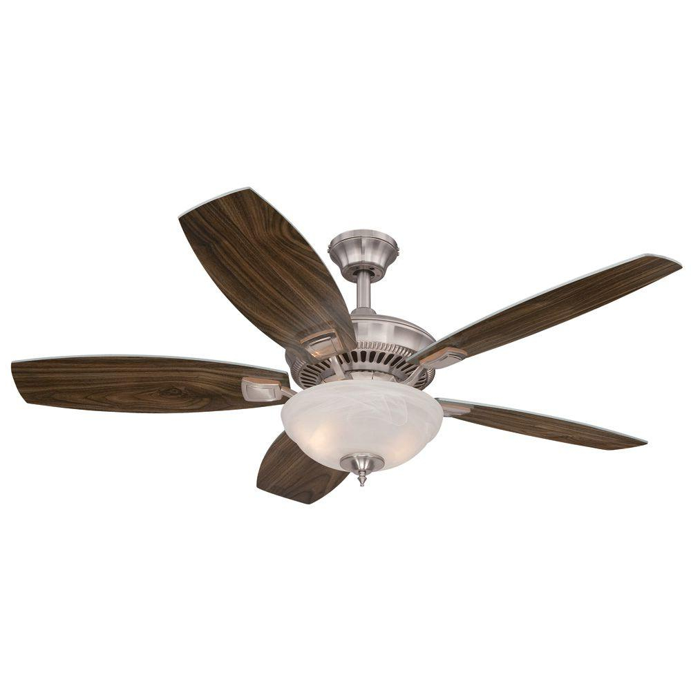 Most Up To Date Glenpool 5 Blade Ceiling Fans For Westinghouse Tulsa 52 In (View 15 of 20)