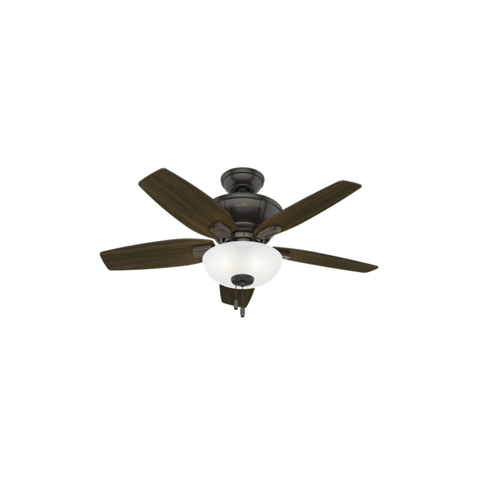 Most Up To Date Key Biscayne 5 Blade Outdoor Ceiling Fans For Cpo Outlets: Hunter 59135 Key Biscayne 54 In (View 15 of 20)