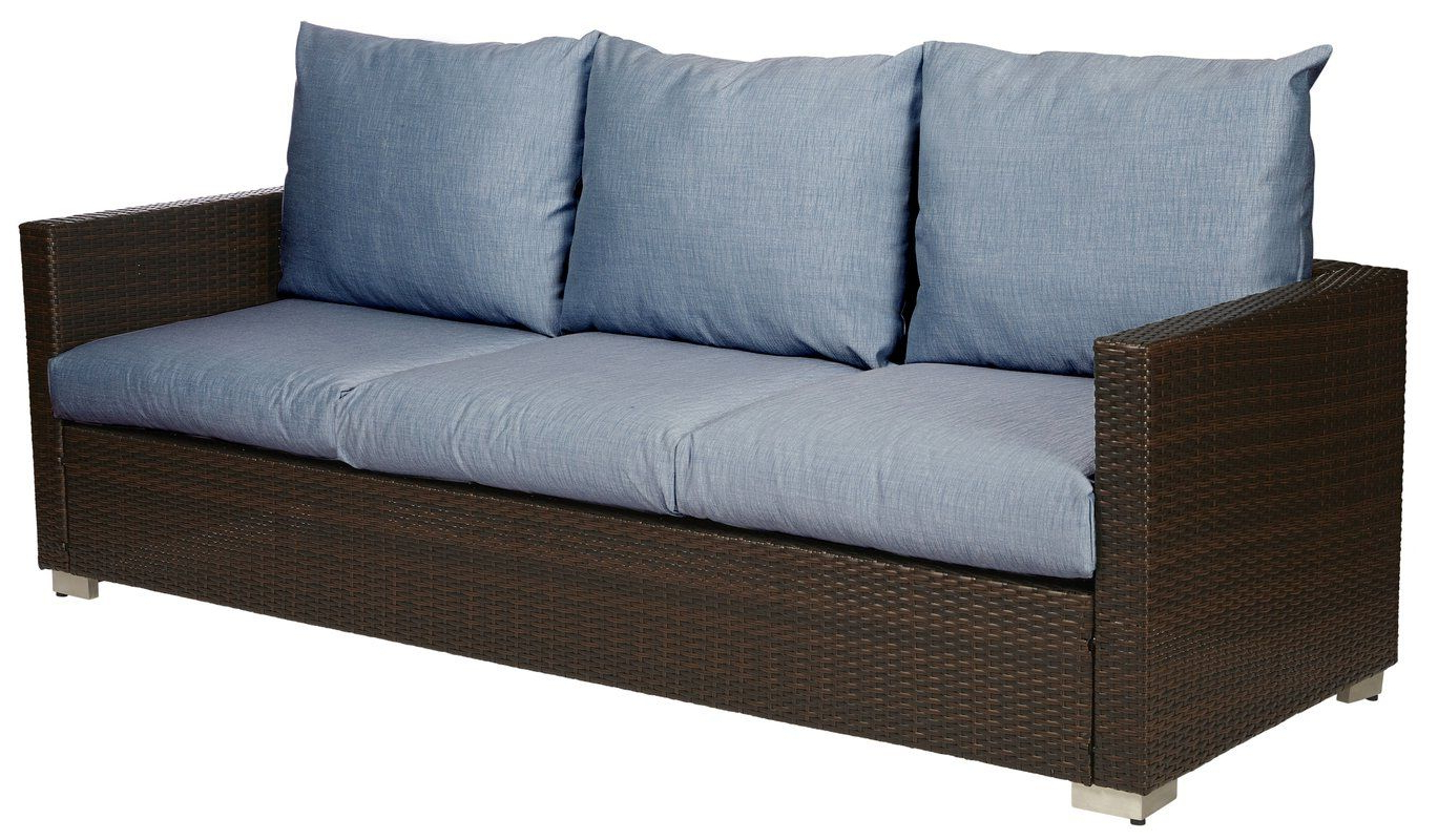 Most Up To Date Mcmanis Patio Sofas With Cushion Inside Mcmanis Patio Sofa With Cushion In  (View 16 of 20)