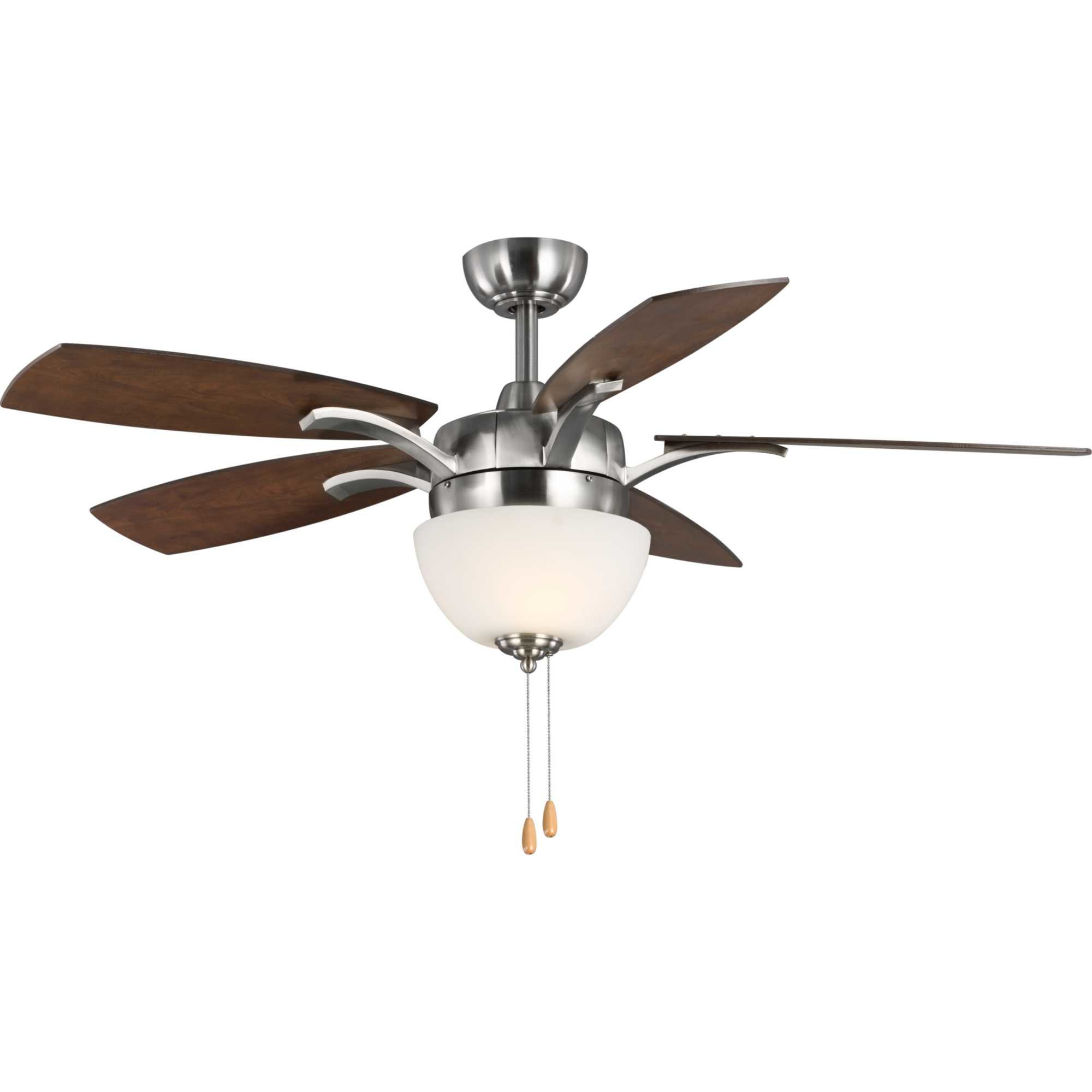 """Newest 52"""" Tani 5 Blade Ceiling Fan In Crumbley 5 Blade Ceiling Fans (View 2 of 20)"""