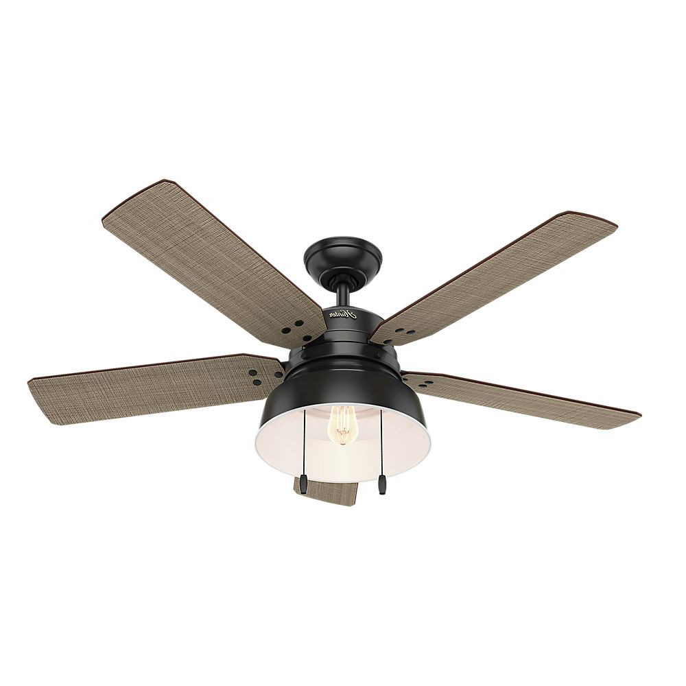 Newest Bayview 5 Blade Ceiling Fans Regarding Ceiling Fans (View 17 of 20)