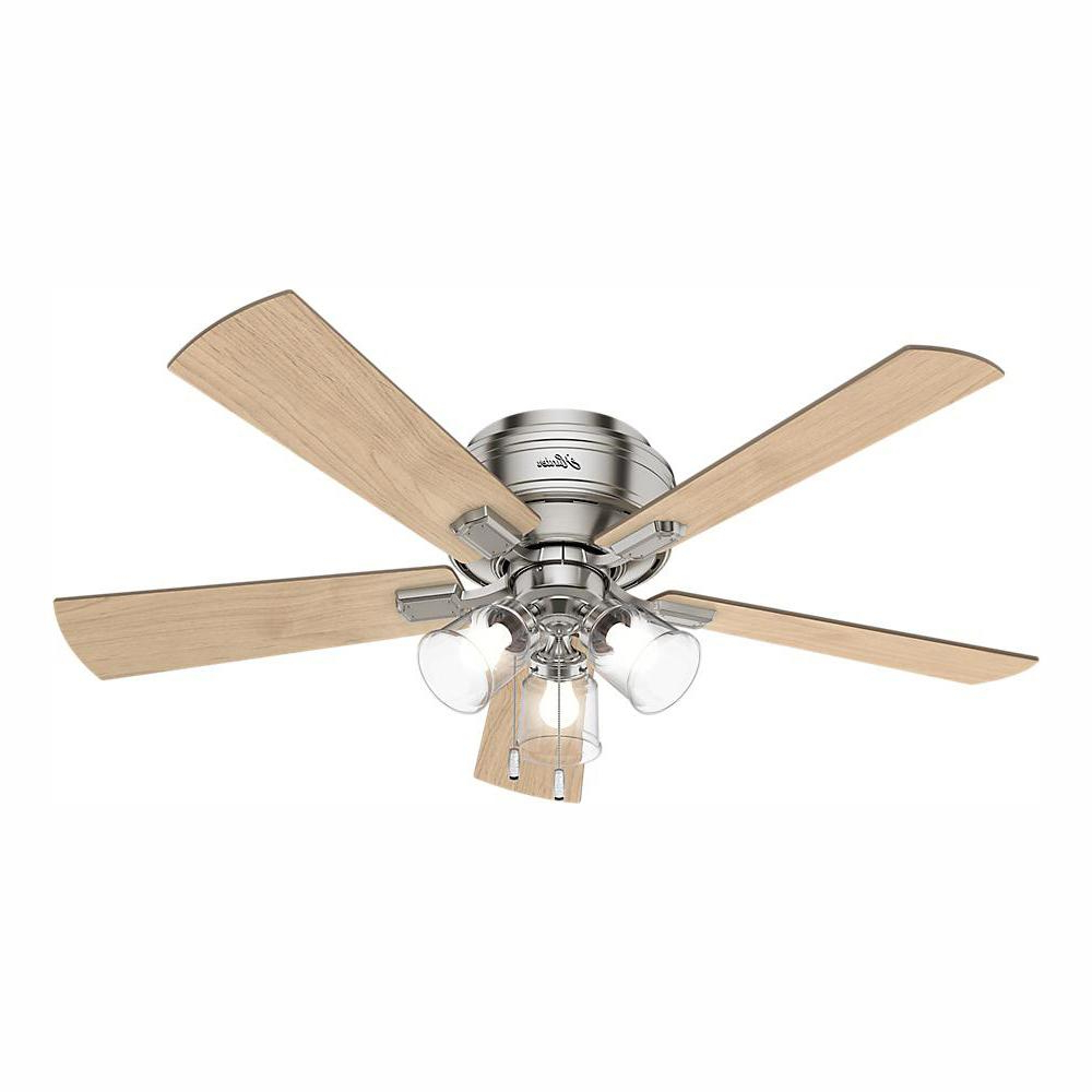 Featured Photo of Crestfield 5 Blade Led Ceiling Fans