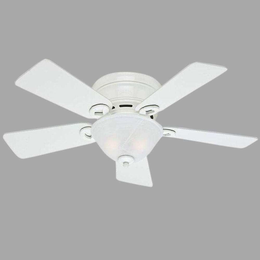 Newest Hatherton 5 Blade Ceiling Fans Inside Hunter Conroy 42 In (View 11 of 20)