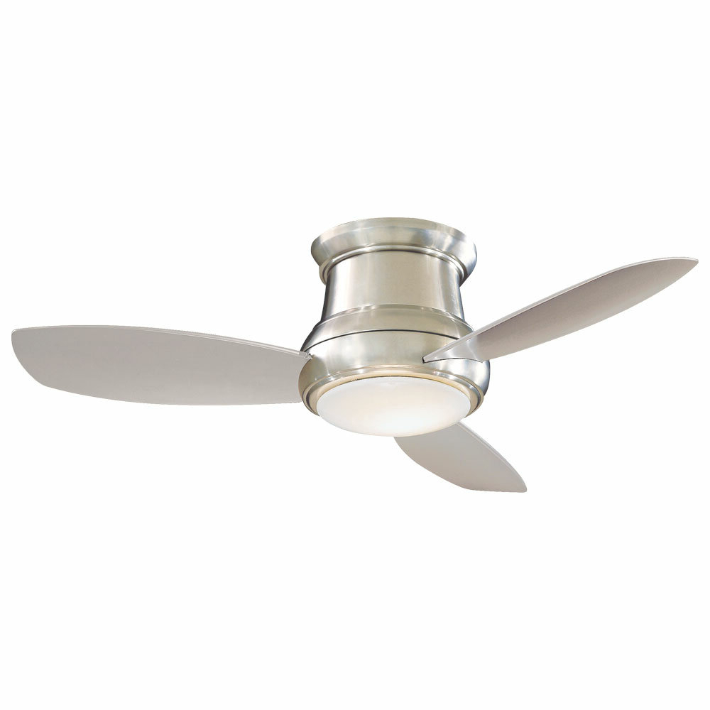 Newest Modern & Contemporary Acrylic Ceiling Fan (View 18 of 20)