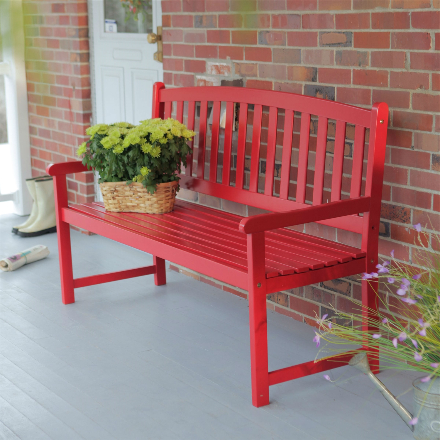 Newest Outdoor Garden Storage Bench — Tedxoakville Home Design Blog With Bence Plastic Outdoor Garden Benches (View 7 of 25)
