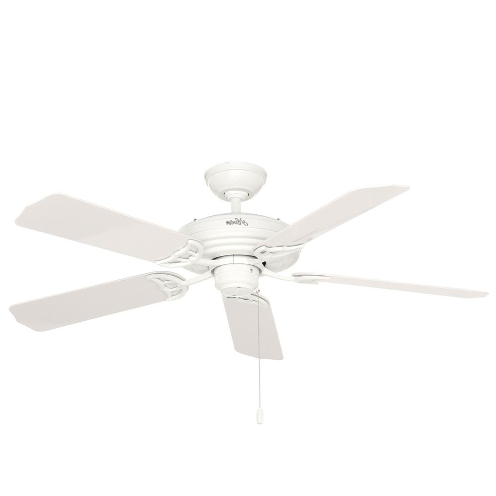 Newest Sea Wind 5 Blade Ceiling Fans For Hunter Sea Air 52 In (View 8 of 20)
