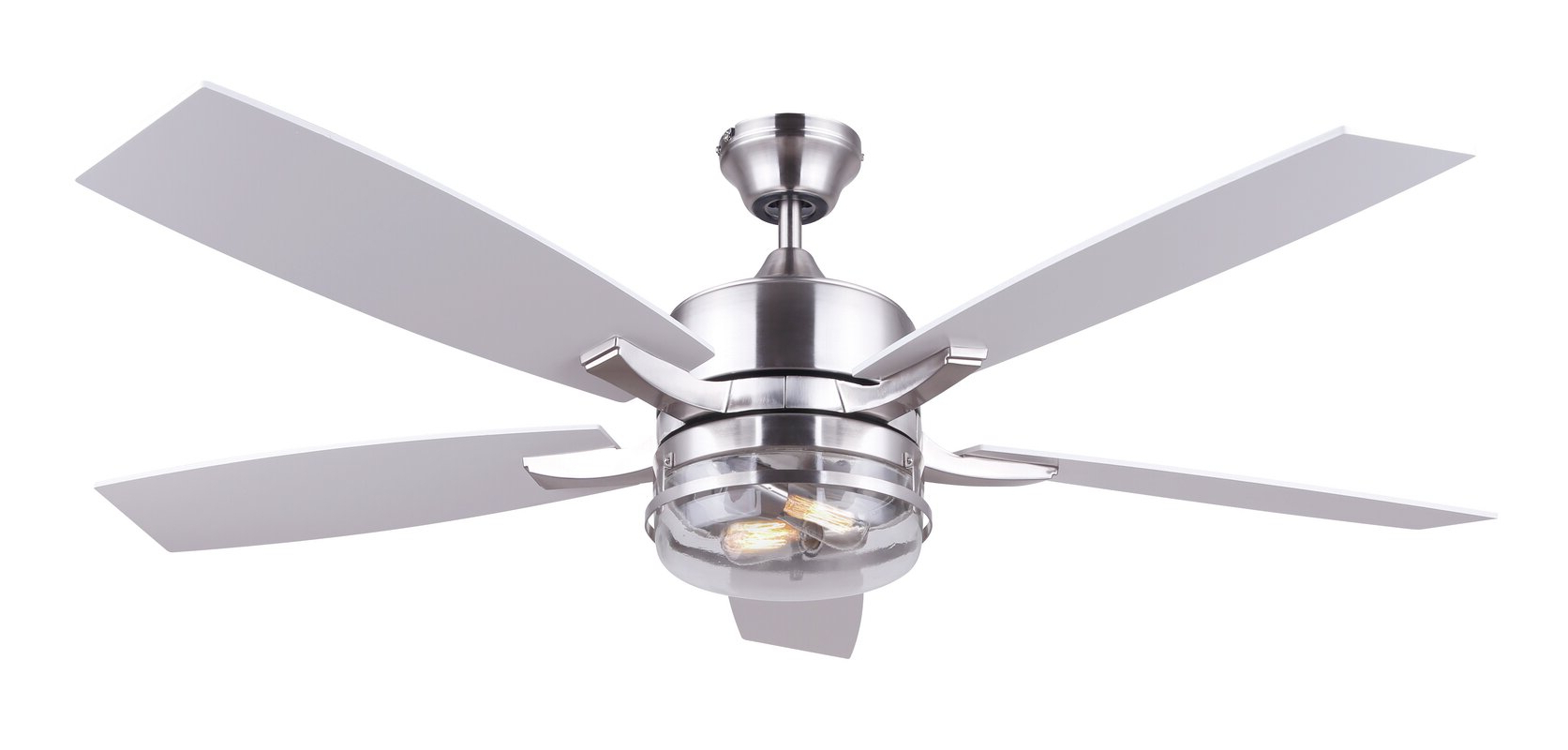 """Offer Breakwater Bay Manufacture 52"""" Jadon 5 Blade Ceiling Inside Most Up To Date Cerro 5 Blade Ceiling Fans (View 16 of 20)"""