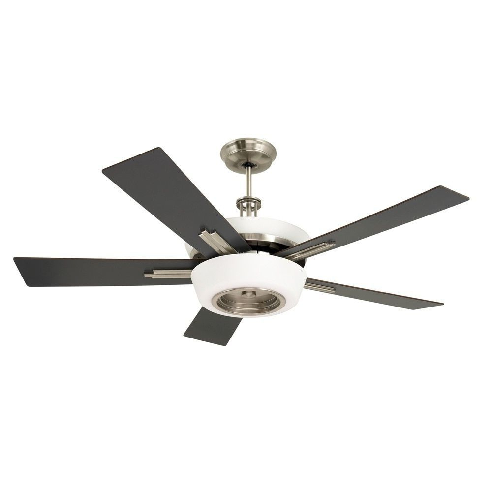 O'hanlon 5 Blade Led Ceiling Fans With Regard To Most Current Overstock: Online Shopping – Bedding, Furniture (View 20 of 20)