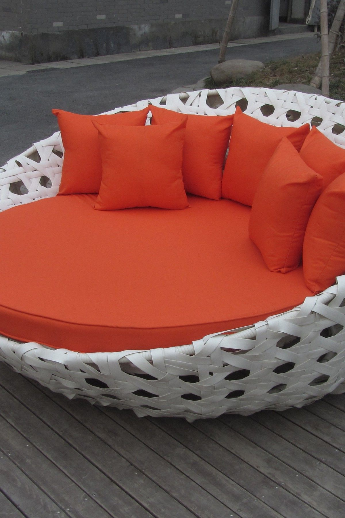 Outdoor Daybed (View 12 of 20)