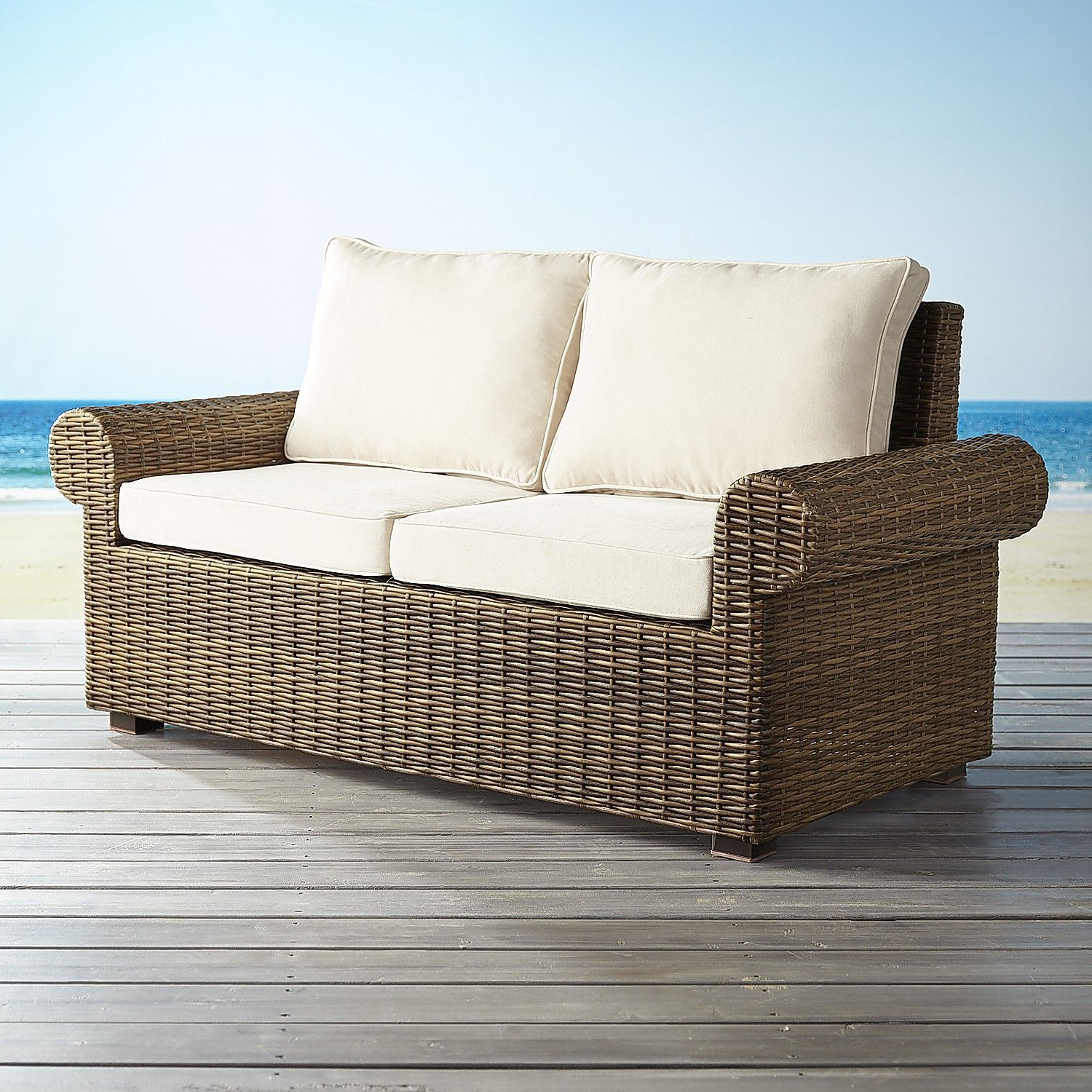 Outdoor Sofa (View 18 of 20)