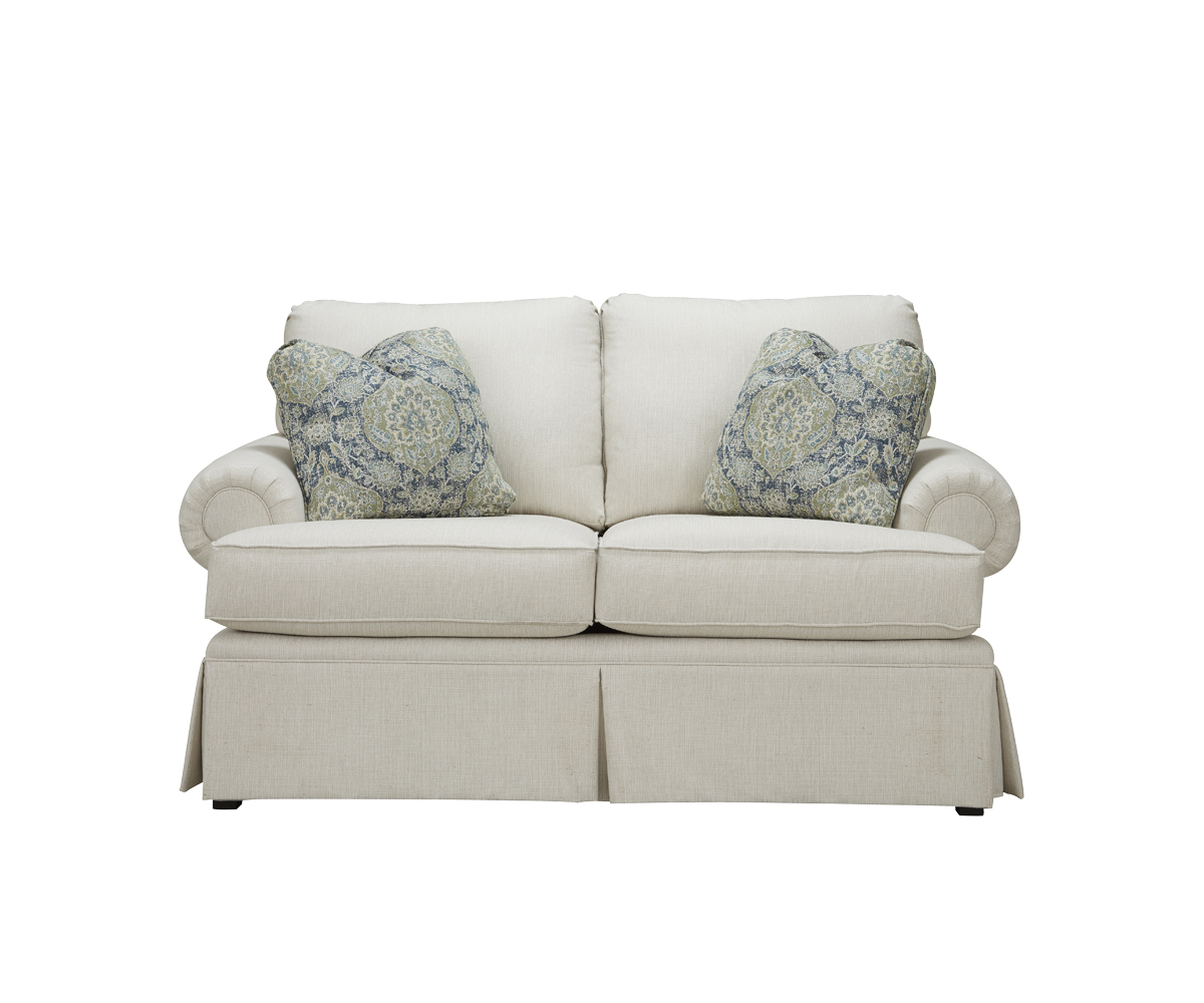 Owens Loveseats With Cushion In Widely Used Owen Loveseat – Southern Furniture Company (View 2 of 20)