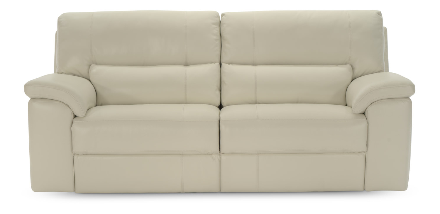 Owens Loveseats With Cushion Intended For Best And Newest Lucerne Leather Power Reclining Sofa (View 17 of 20)