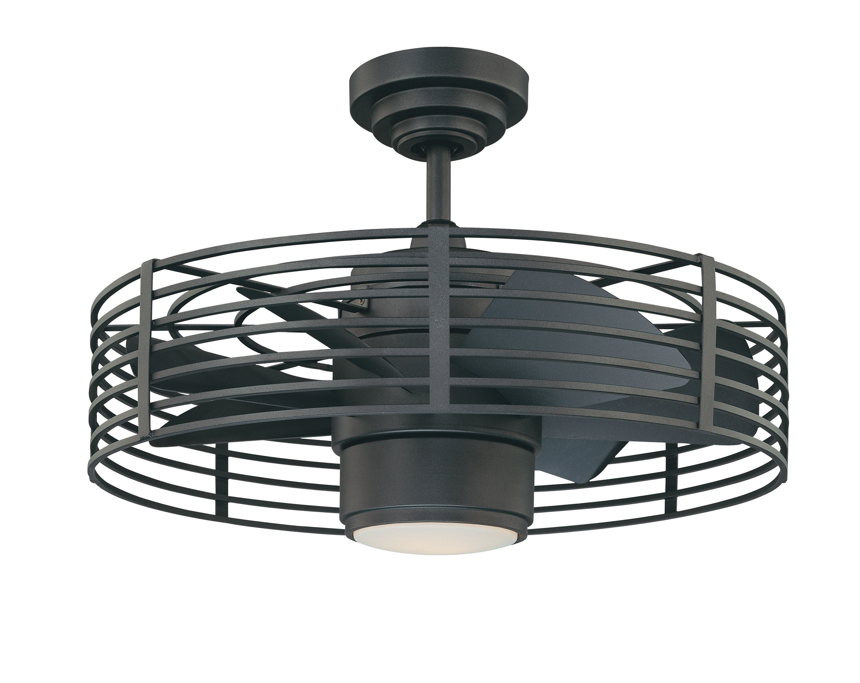 Photo Gallery Of Outdoor Ceiling Fans With Guard (showing 9 Throughout 2020 Glasgow 7 Blade Ceiling Fans (View 6 of 20)