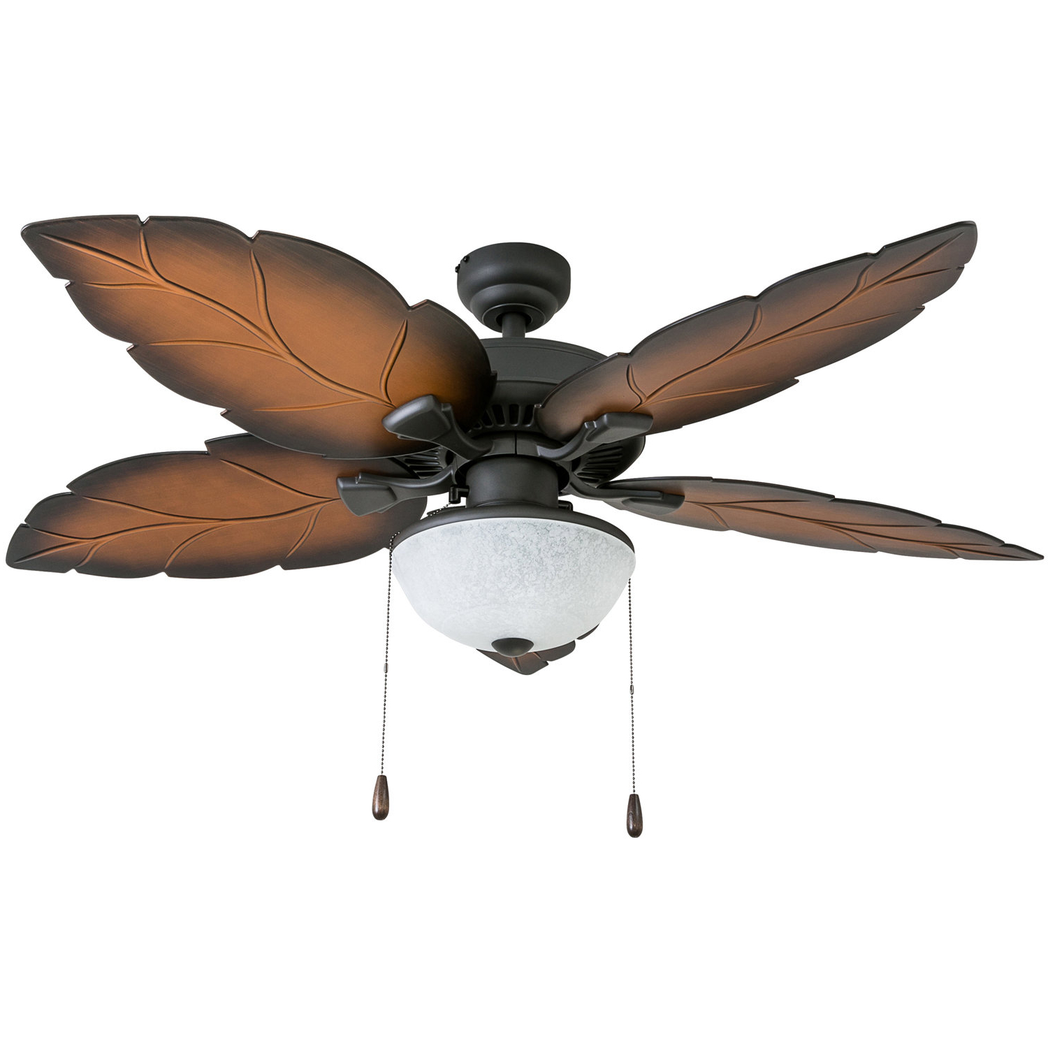"Popular 52"" Yorkton 5 Blade Led Ceiling Fan Intended For Kalista 5 Blade Ceiling Fans (View 13 of 20)"