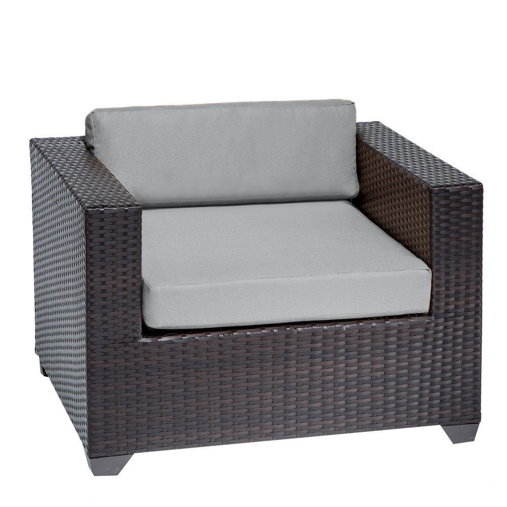 Popular Camak Patio Sofas With Cushions For Camak Patio Chair With Cushions (Gallery 9 of 20)