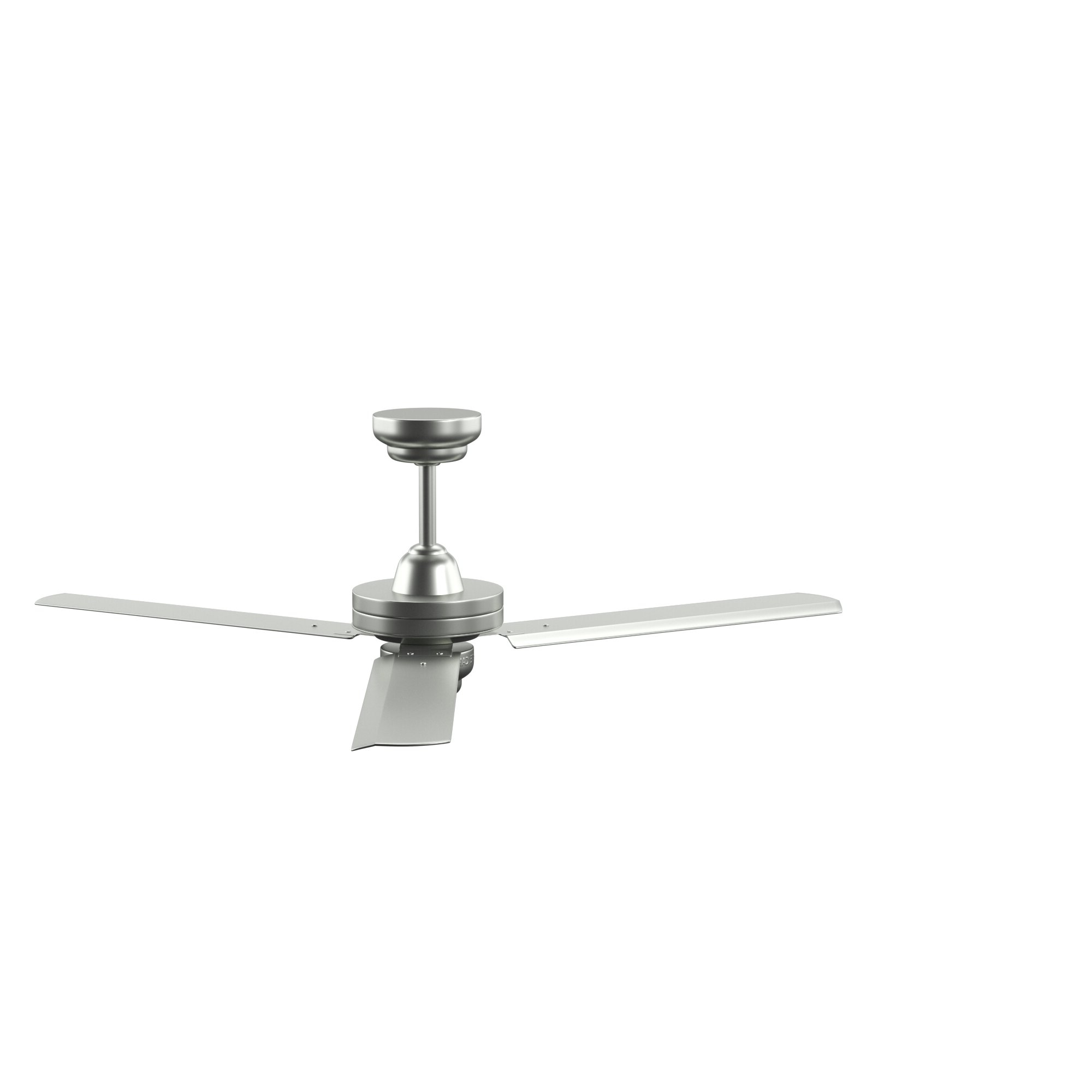 """Popular Defelice 3 Blade Ceiling Fans With Regard To Mercury Row 54"""" Defelice 3 Blade Ceiling Fan (View 2 of 20)"""