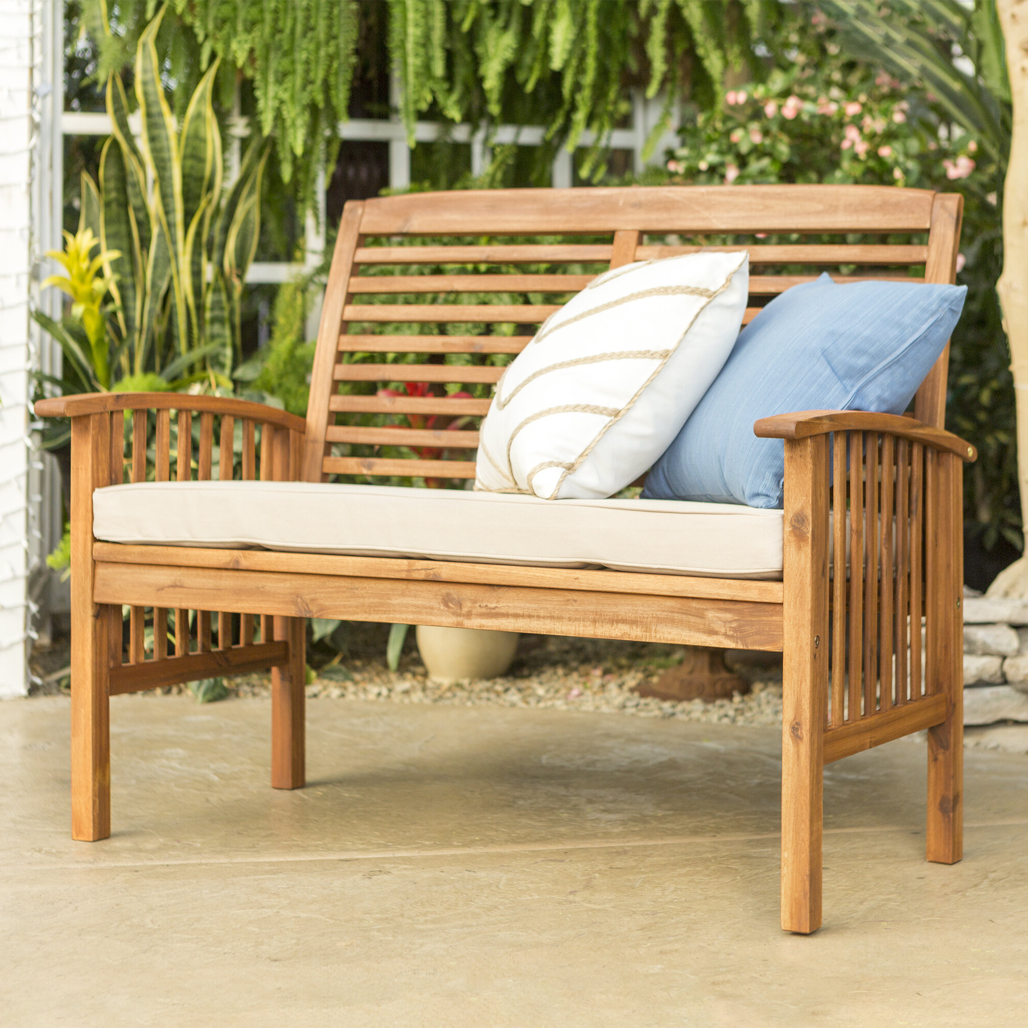 Popular Laverton Loveseat With Cushions In Lyall Loveseats With Cushion (View 17 of 20)