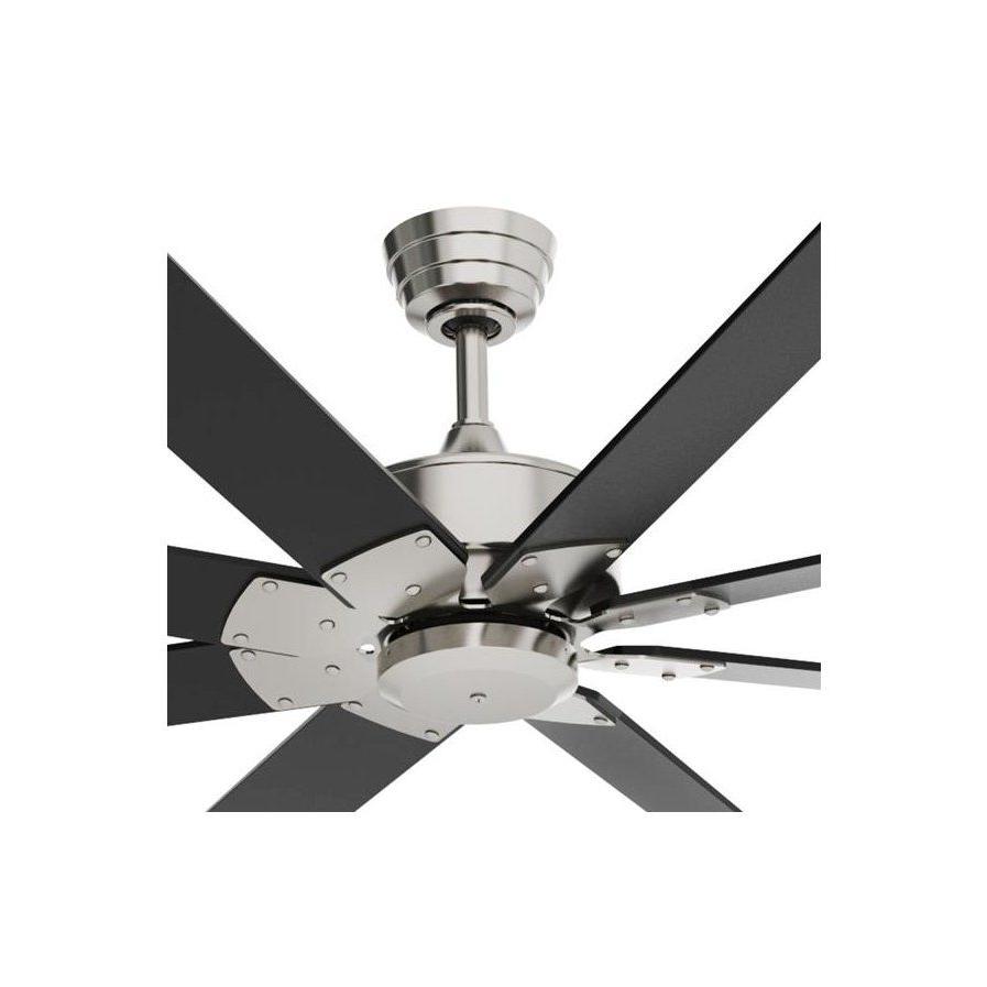 "Popular Levon 8 Blade Ceiling Fans Regarding Fanimation 52"" Islander 5 Blade Ceiling Fan With Remote (View 3 of 20)"