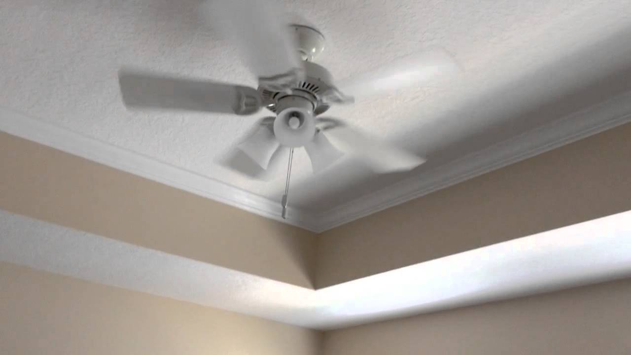 """Popular Southern Breeze 5 Blade Ceiling Fans With Regard To 42"""" Hunter Southern Breeze Ceiling Fan (View 10 of 20)"""