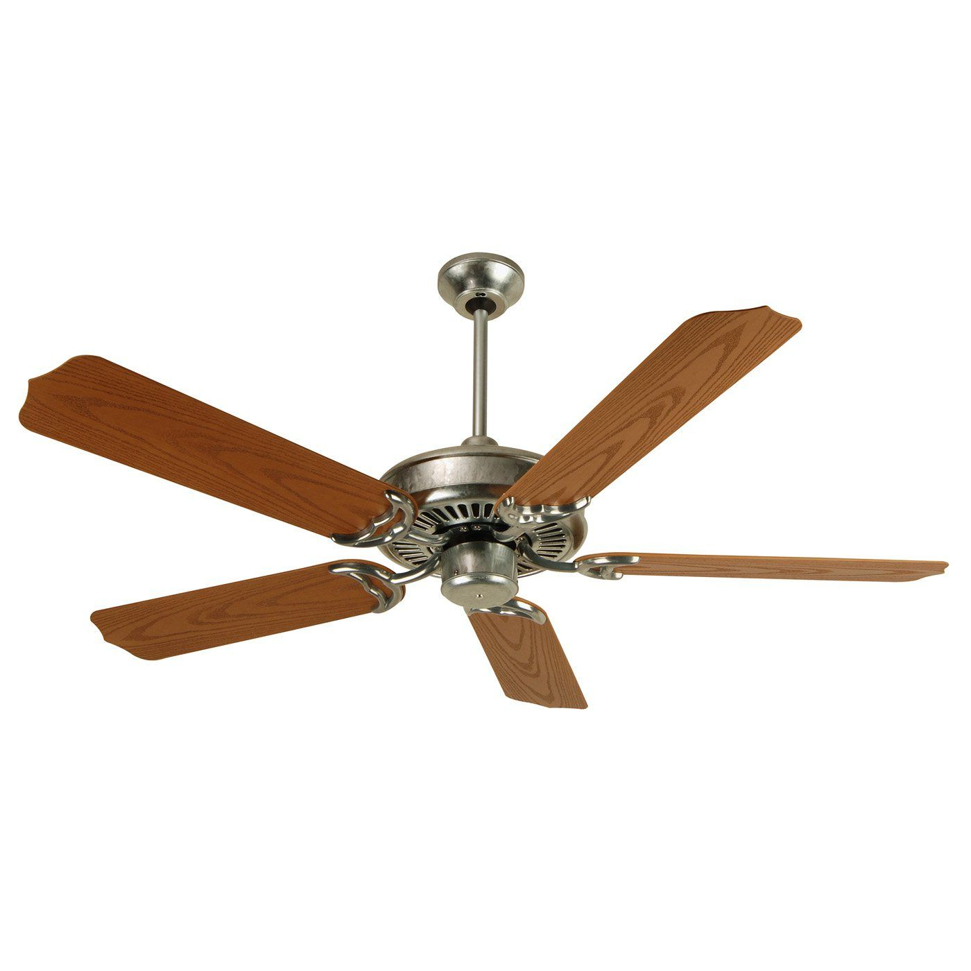 Popular Wilburton 3 Blade Outdoor Ceiling Fans With Craftmade Pf52 Porch Outdoor Ceiling Fan At Atg Stores (View 20 of 20)