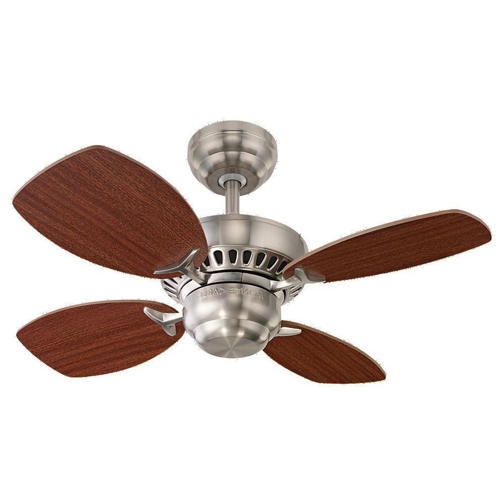 "Preferred 28"" Colony Ii 4 Blade Ceiling Fan (View 6 of 20)"