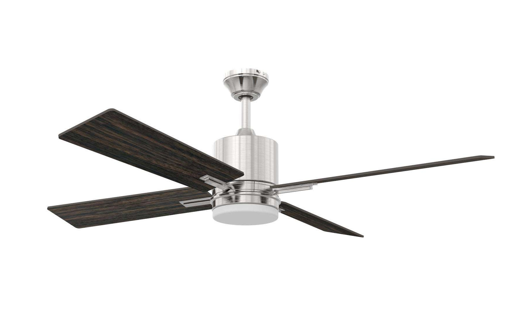 Preferred Cason 4 Blade Ceiling Fans In 4 Blade Indoor Ceiling Fans You'll Love In (View 8 of 20)