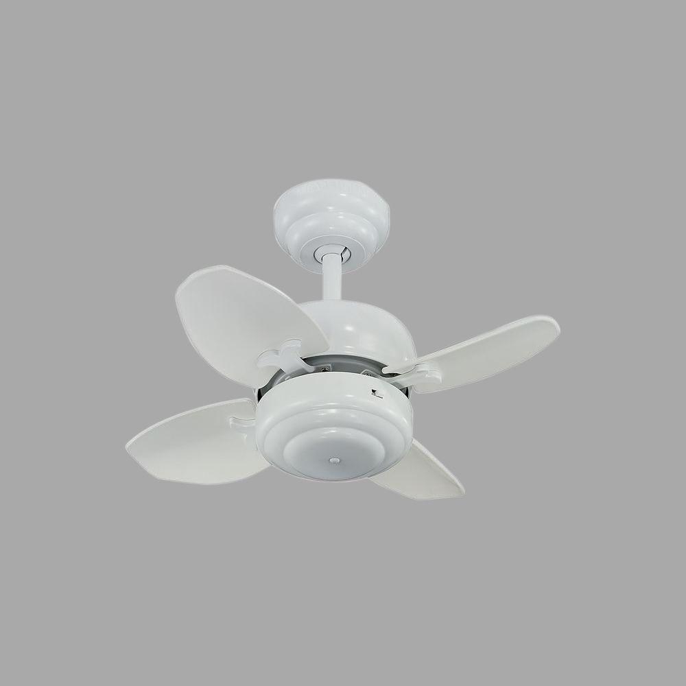 Preferred Hemsworth 4 Blade Ceiling Fans In Monte Carlo Mini 20 In (View 17 of 20)
