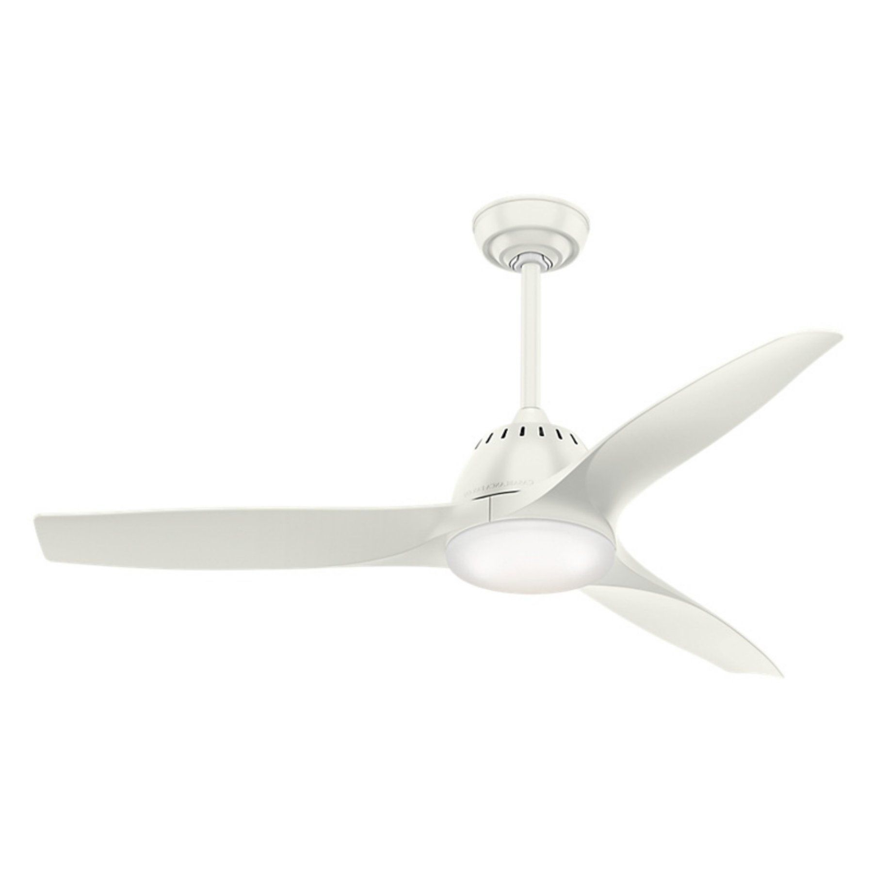 Products In Wisp 3 Blade Led Ceiling Fans (Gallery 5 of 20)