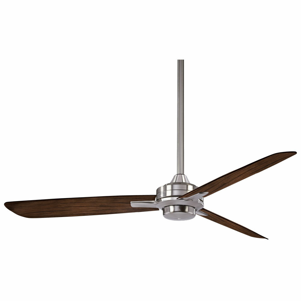 "Recent 52"" Rudolph 3 Blade Ceiling Fan For Theron Catoe 3 Blade Ceiling Fans (Gallery 13 of 20)"