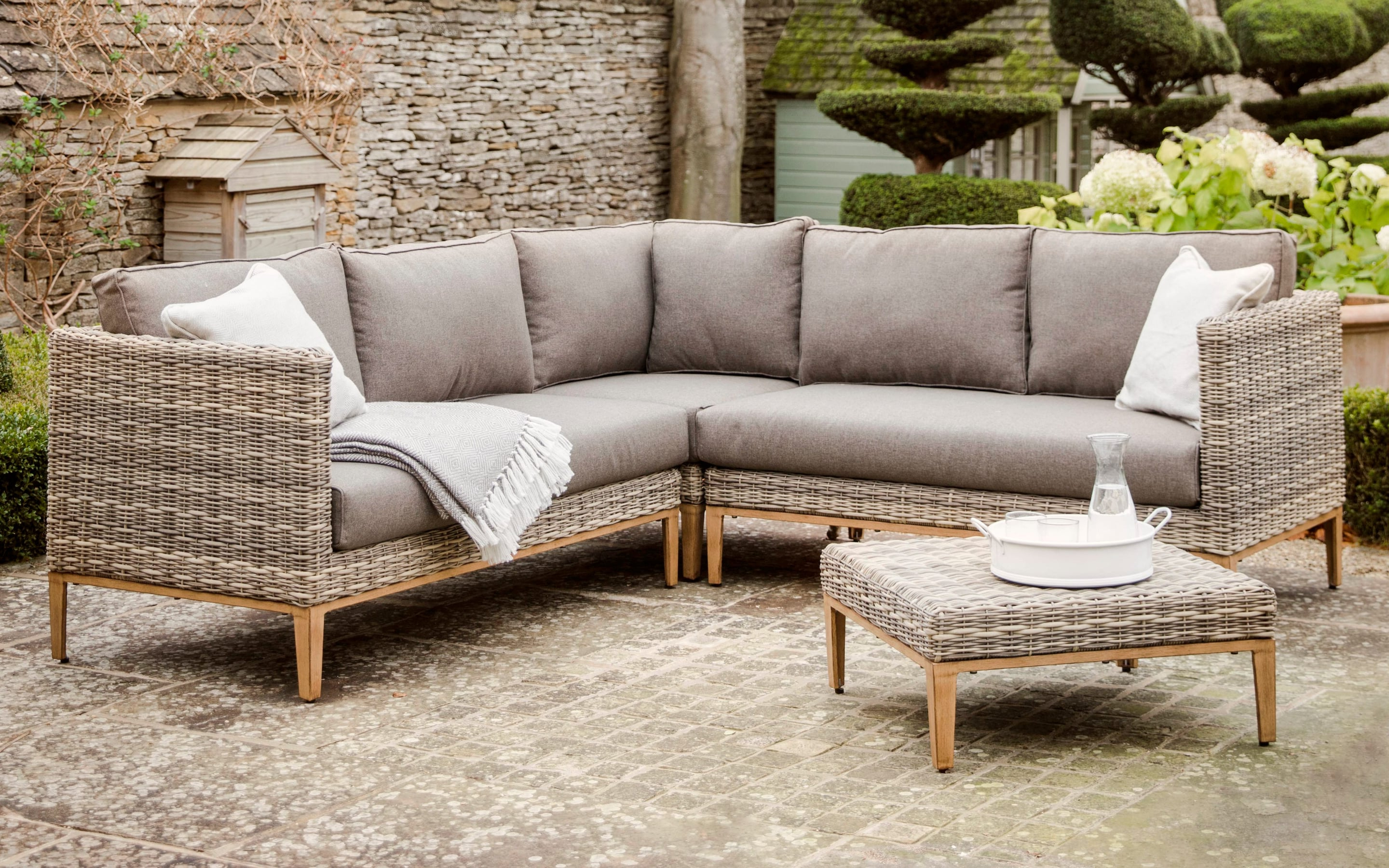 Recent Best Rattan Garden Furniture – And Where To Buy It (Gallery 10 of 20)