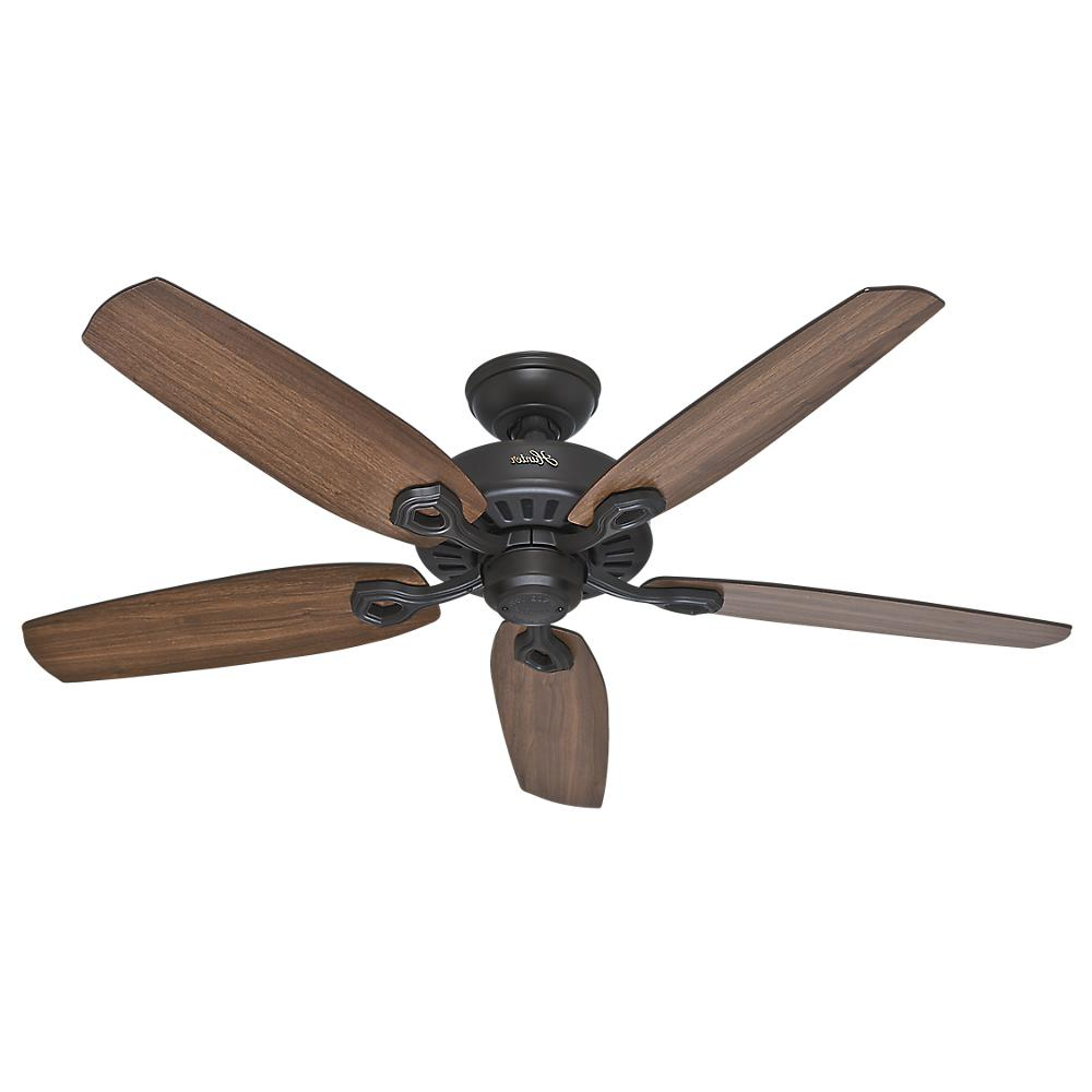 Featured Photo of Builder Elite 5 Blade Ceiling Fans
