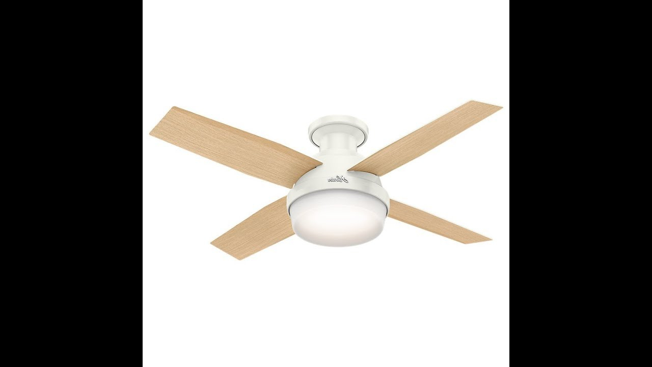 Recent Key Biscayne 5 Blade Outdoor Ceiling Fans Within Best Outdoor Ceiling Fan Reviews: Top 10 In September 2019! (View 16 of 20)