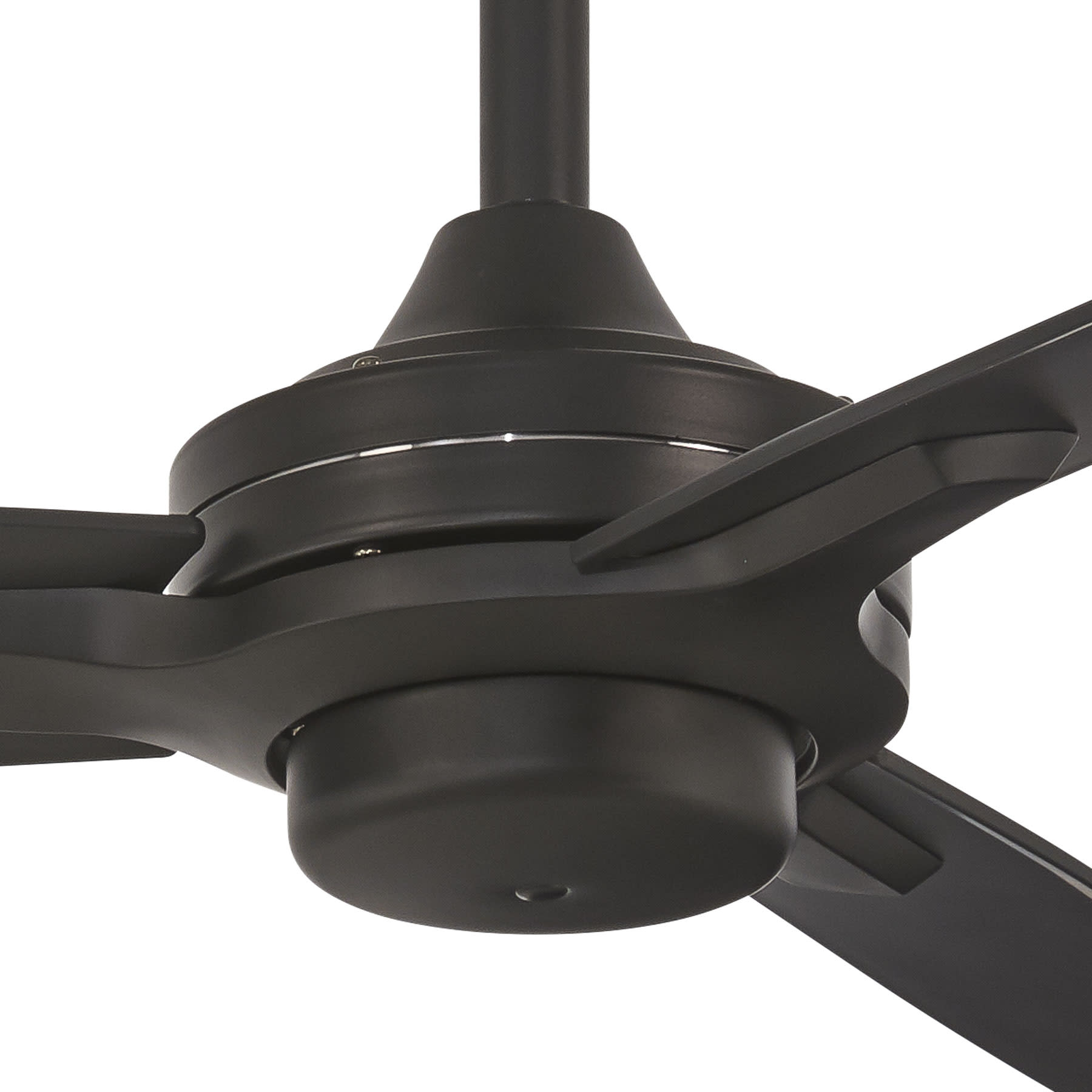 """Rudolph 3 Blade Ceiling Fans For Most Popular Details About Minkaaire F727 Orb 52"""" 3 Blade Ceiling Fan W/blades & Wall  Control Included (View 11 of 20)"""